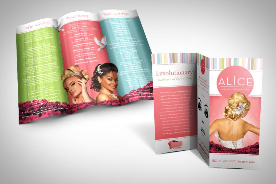 Airbrush Tanning Informational Salon Brochures Jamaica Me Tan – Salon Brochure