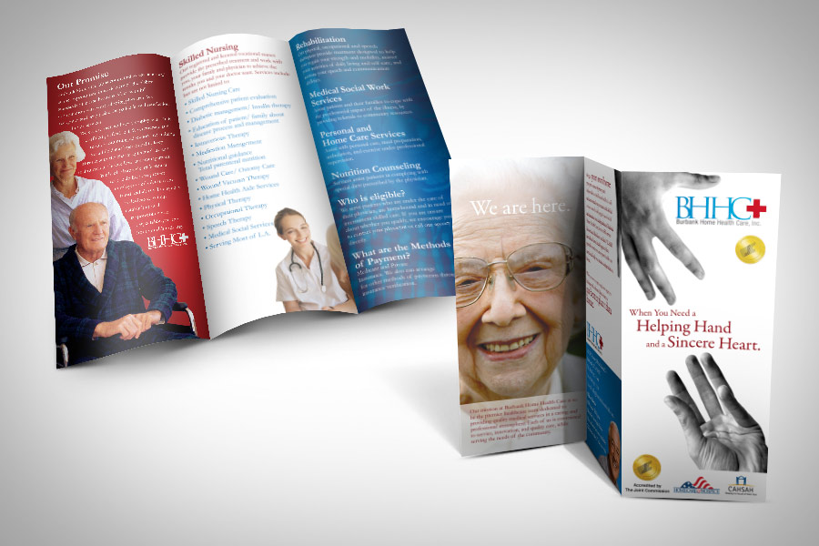 Health Care Brochure Design