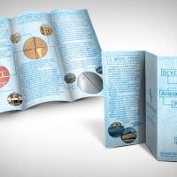construction and architectural brochure design