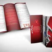 non profit brochure design