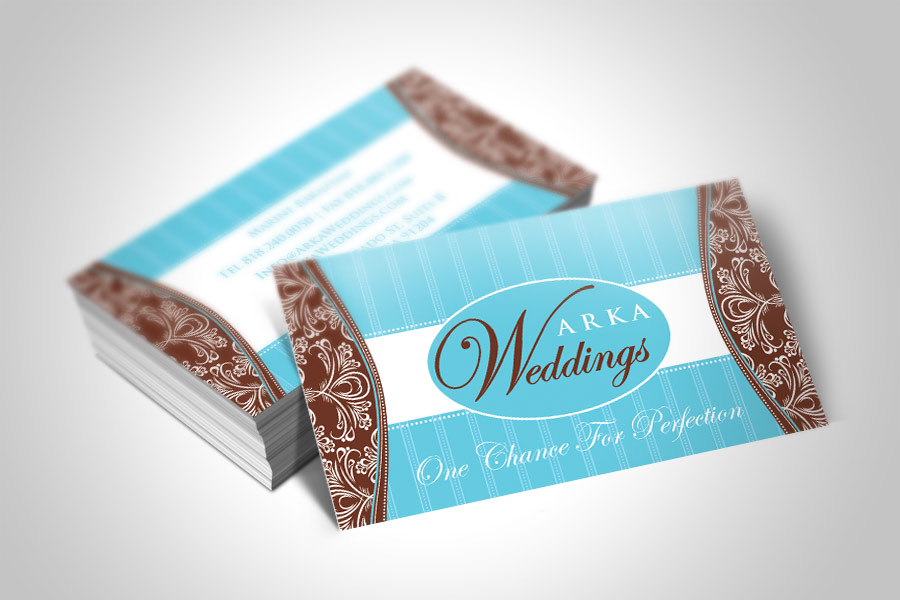 Business Card design in Pasadena, California | Graphic Design ...