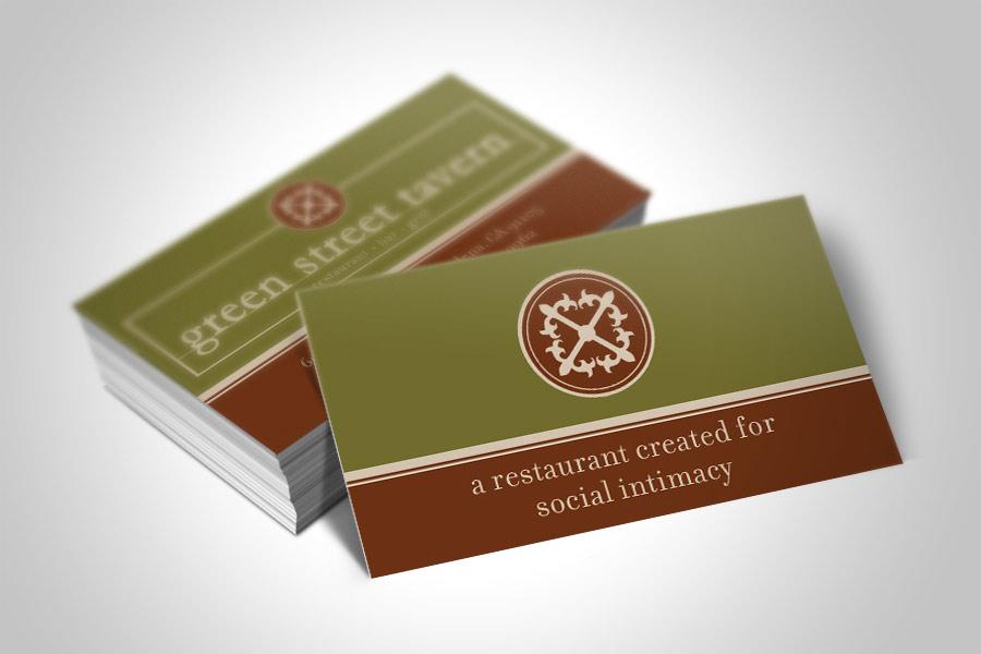 Business Card design in Pasadena, California   Graphic Design ...