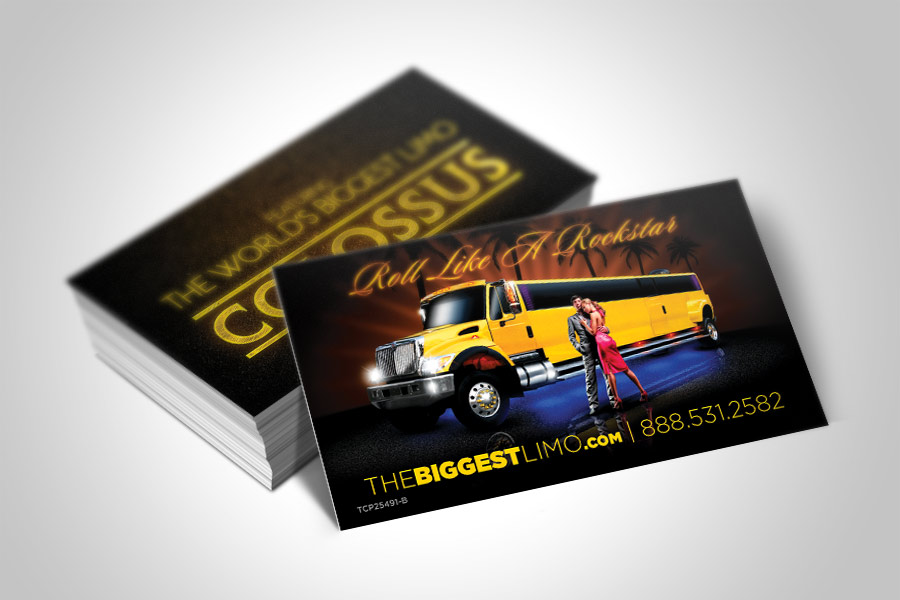 Graphic design pasadena goliath graffix is a premium design firm equator martini poster design biggest limo business card design colourmoves Images