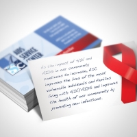 Non-profit Business Card Design