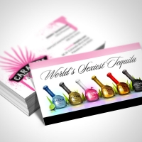 Tequila Business Card Design