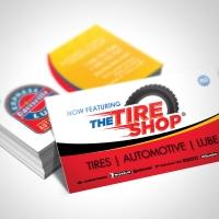 Mechanic Business Card Design