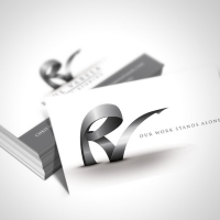metal work and design Business Card Design