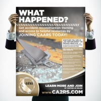 CAARS Educational Poster Design