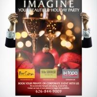 Christmas Holiday Poster Design
