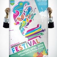 Chico State Multicultural Festival Poster Design