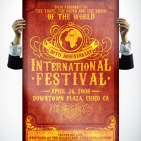 Chico State Multicultural Festival Poster Design