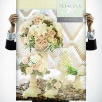 Petals LA Florist Poster Design