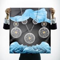 Jewelry Poster Design