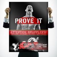 MMA Poster Design