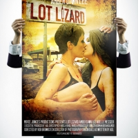 Lot Lizard Movie Poster Design
