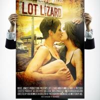 Lot Lizard Movie Poster Design