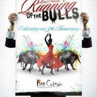Bar Celona Anniversary Poster Design