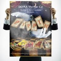 Doma Theatre Pippin Poster Design