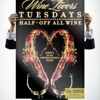 Villa Sorriso Wine Poster Design