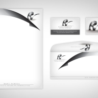 Metal work design Business Card Design