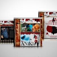 Aniki Clothing website design