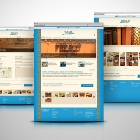 Fresco Italian Restaurant website design