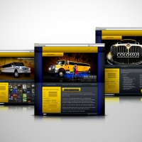 Biggest Limo limousine website design
