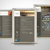 Durango Rv Resort website design